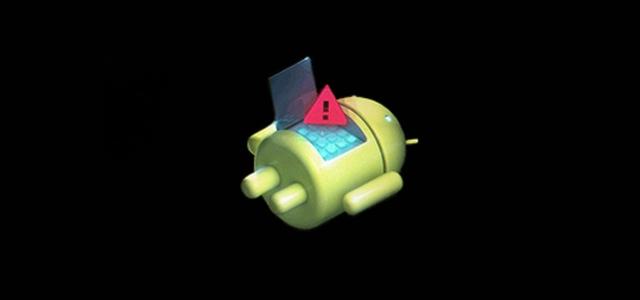 После обновления андроид не загружается телефон