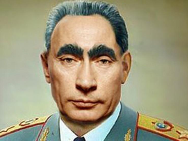 Путин как Брежнев – ВЕДОМОСТИ