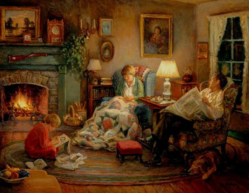 Картинки на тему дом семья уют