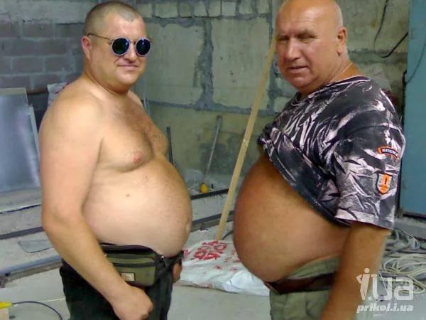 пузатые мужики холостяки фото