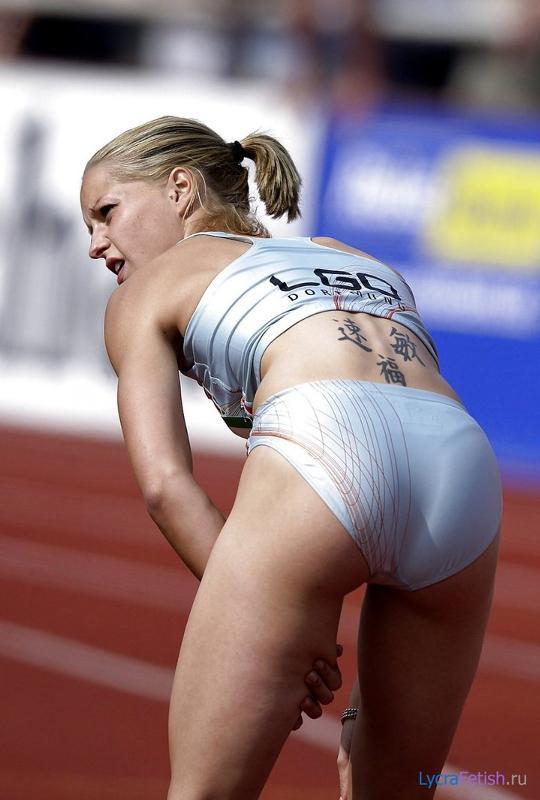 Фото русских голых спортсменок Вам