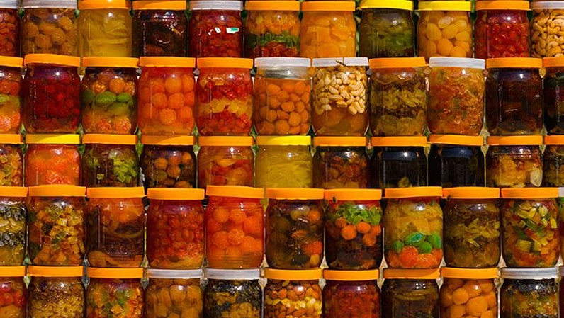You can preserve foods inexpensively by using canning freezing or drying techniques Modernday food preservation methods such as waterbath canning