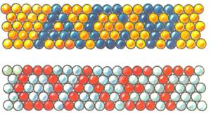 Схемы плетения браслета с именем из бисера для начинающих