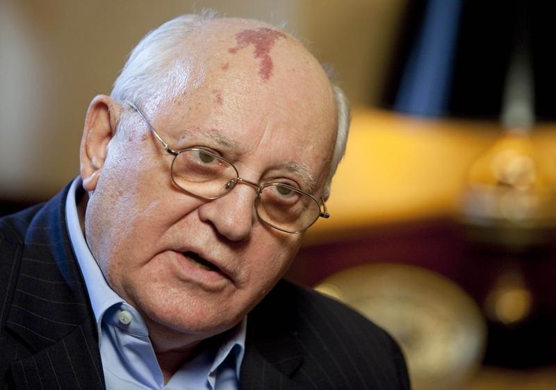 «Банда четырёх» и Горбачёв