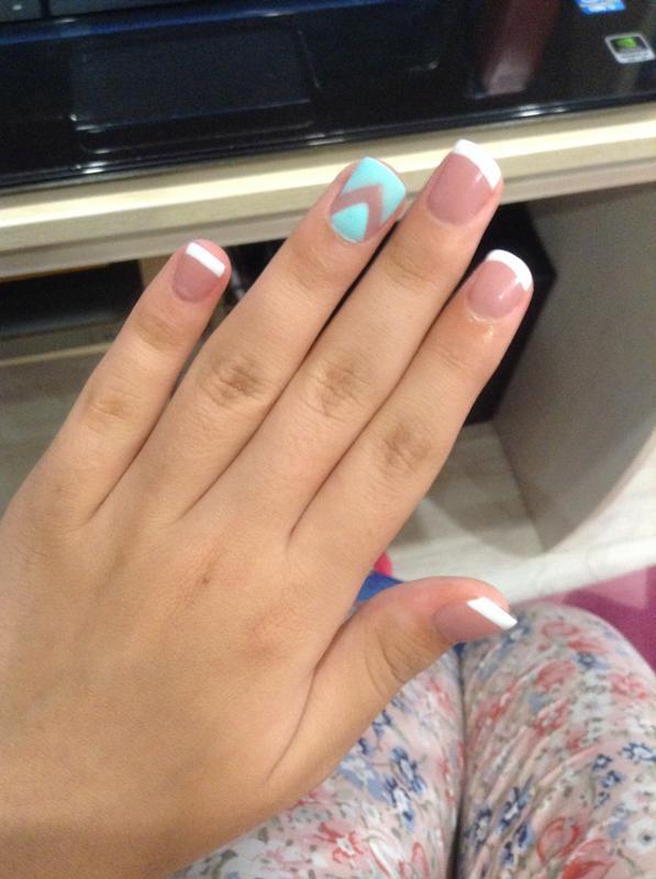 Ногти на толстые пальцы фото