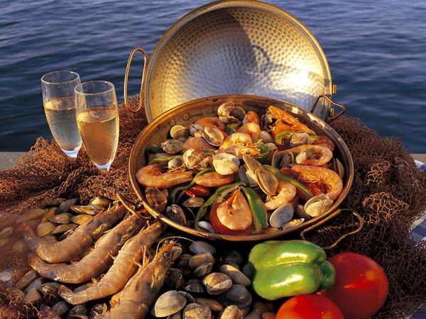 знает, где поесть морепродукты в мадриде самостоятельно выбрать