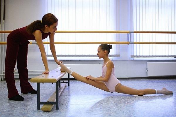 гимнастика связанная фото отличие