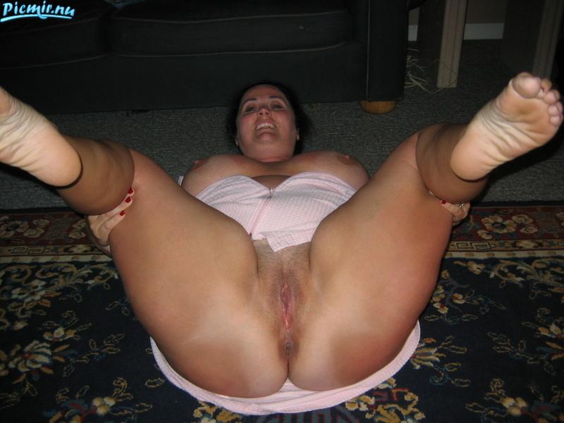 фото толстые раздвинутые ноги фото участке