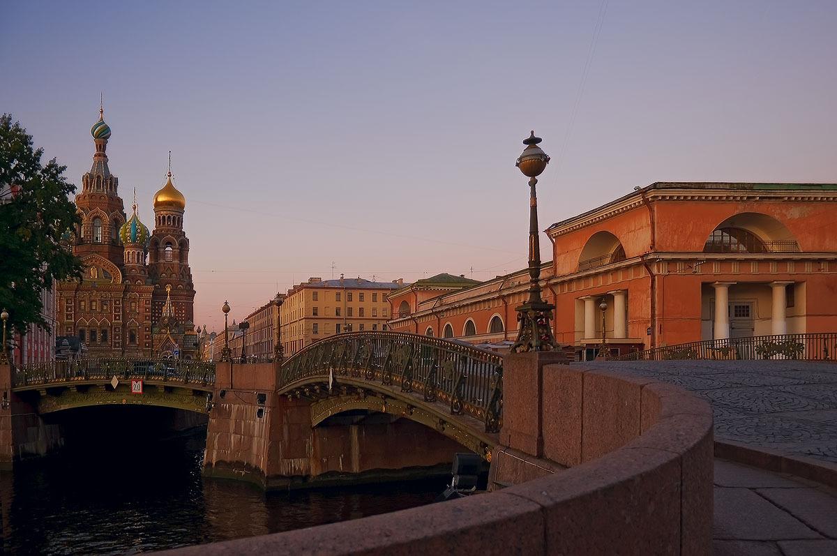 фото тройного моста в спб нгс