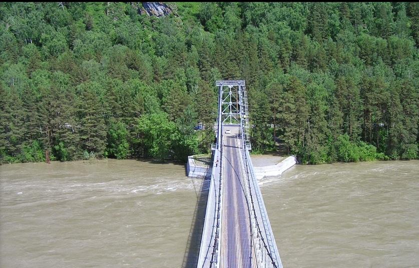 мосты через катунь усть сема горный алтай фото российский рынок