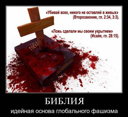 Ложь христианства!