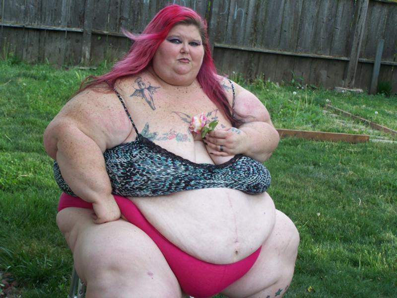 фото толстухи страшной также