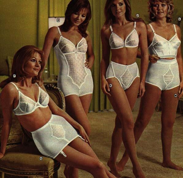 Женское белье в 50 х пошив женского белья ателье