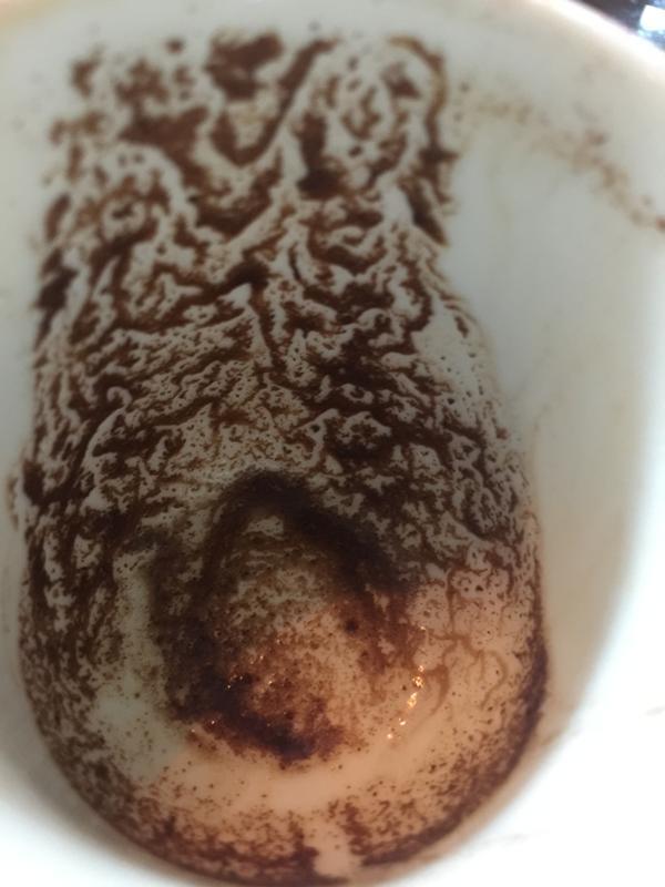 Гадание на кофе краб значение
