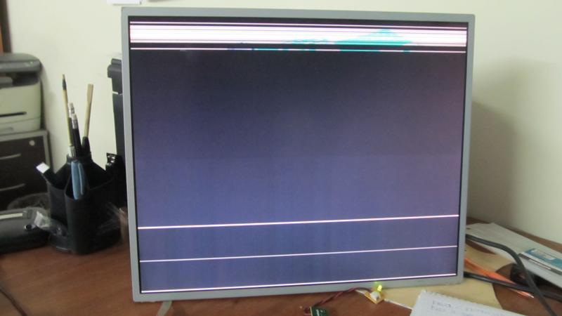 почему изображение на мониторе пропадает