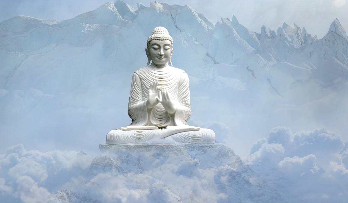 Буддизм в картинках, приколами