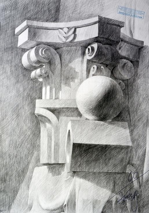ритуалы архитектурная графика примеры вступительных работ виде