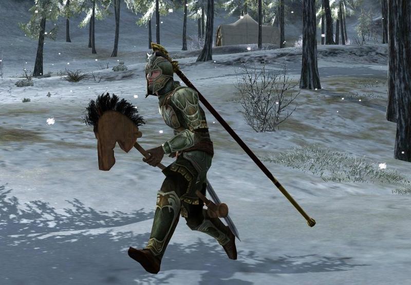 Смешная картинка рыцари