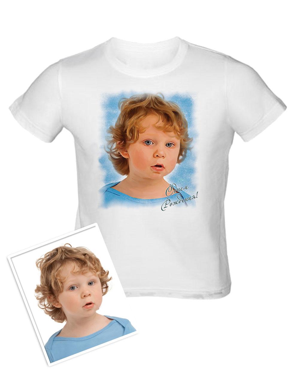 сколько стоит сделать фото на футболке стиля