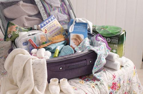 Готовая сумка в роддом купить Скоро в роддом