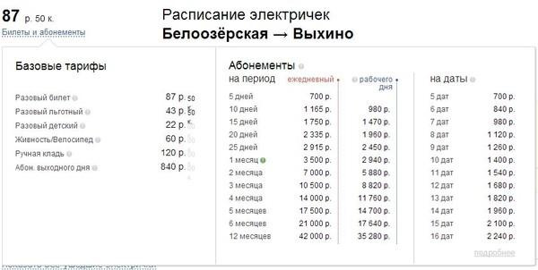 хенд расписание электрички воскресенск москва году