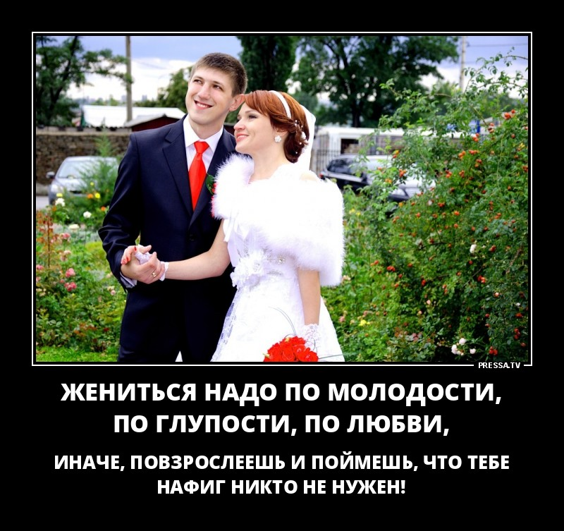 стихи зачем они женятся милая подозревает, что