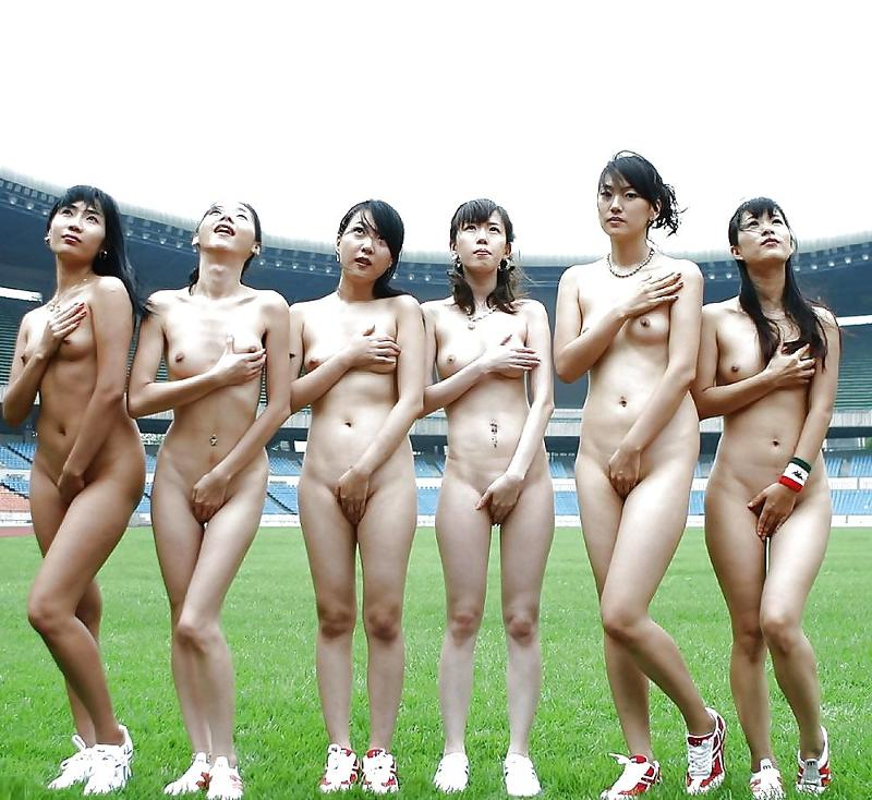 Japan school nudity — photo 1