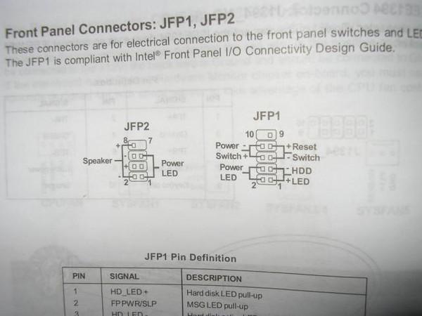 panel JACK1
