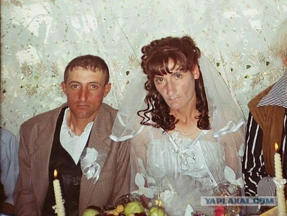Некрасивый мужчина с красивой девушкой фото