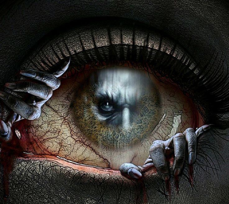 картинка злого глаза жакова современная российская