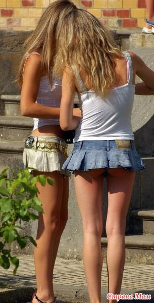 девушки в обтяжку фото