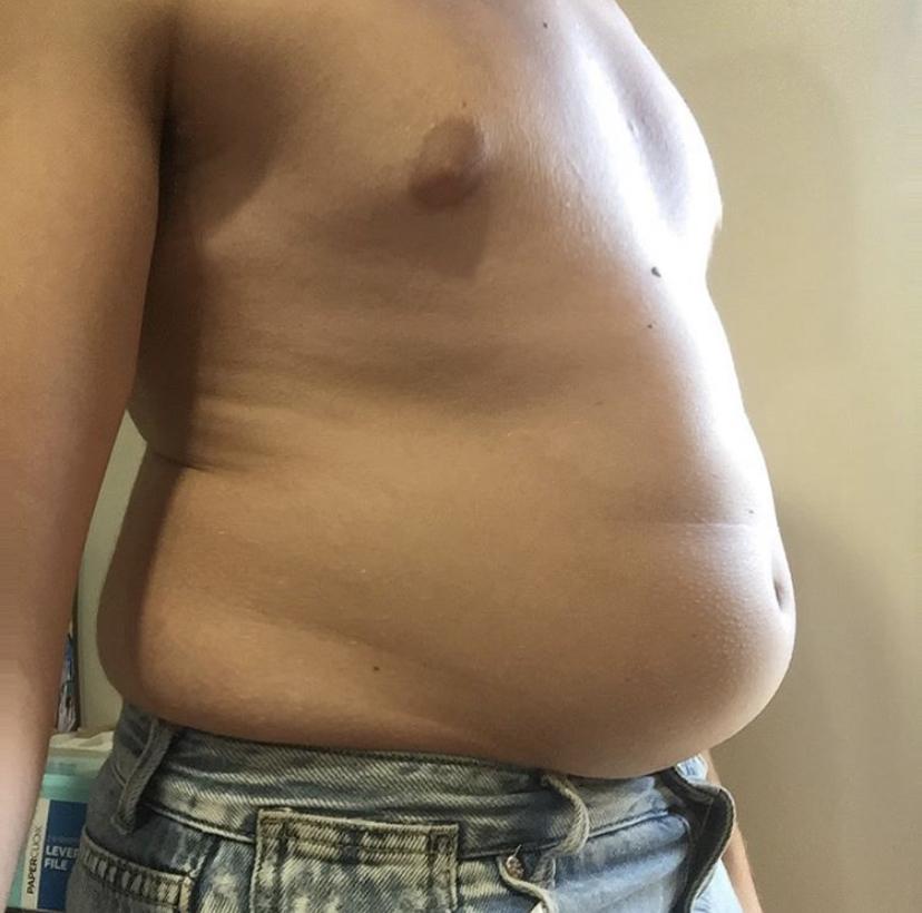 манга про толстых которые похудели