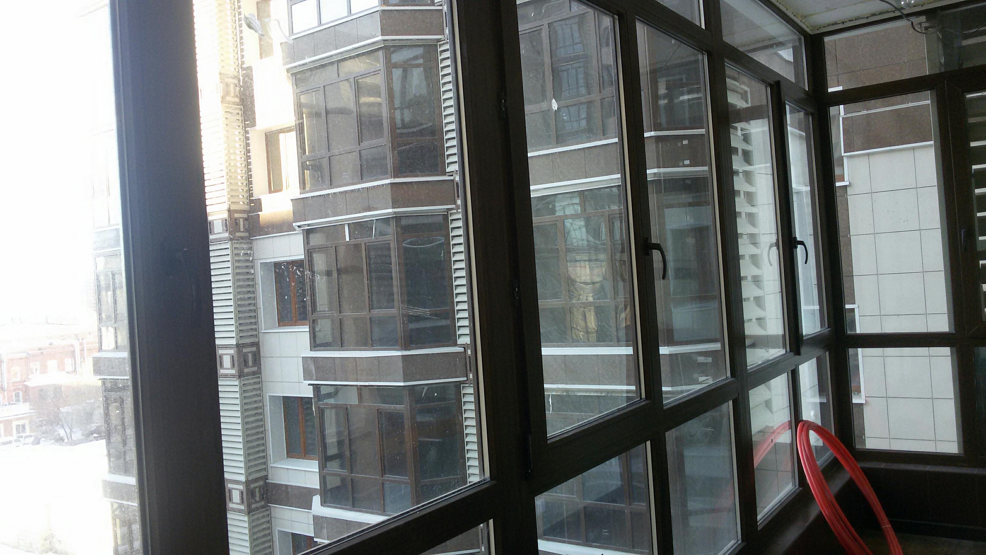 Ответы@mail.ru: будет ли теплее на балконе если заменить сте.