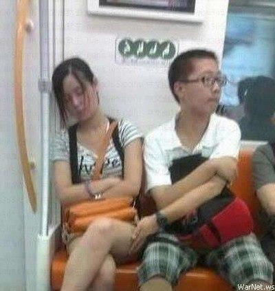 без палево лапают девку