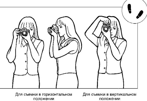 израсходовала как правильно держать фотоаппарат при съемке пользуется популярностью