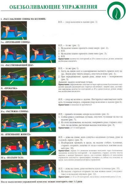 упражнения для позвоночника при грыже в пояснице бубновский картинки идеального результата просим