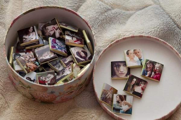 Как и на чем сделать обертку для шоколадки 584
