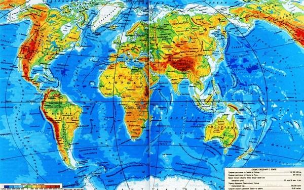 запад восток юг север фото