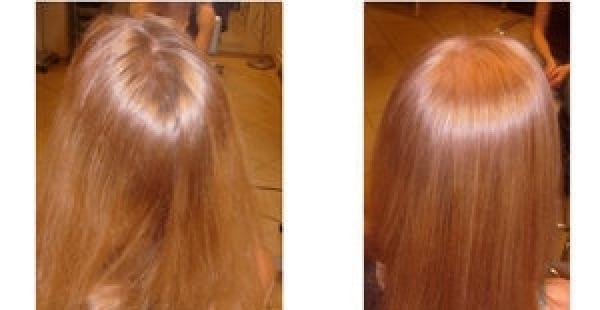 Ламинирования волос на сколько хватает