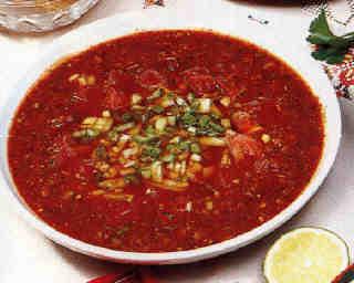 суп андалузия сбарро рецепт