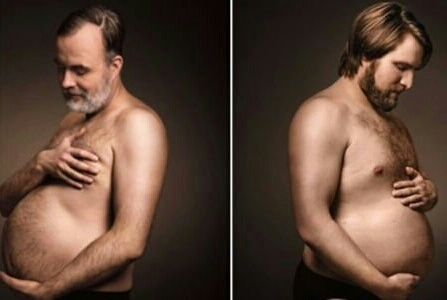 скачать фото беременный голый женщины