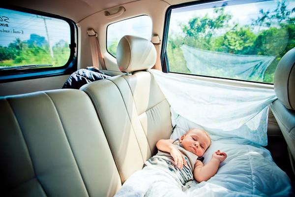 Путешествие с грудным ребенком Ожидания и реальность Мой
