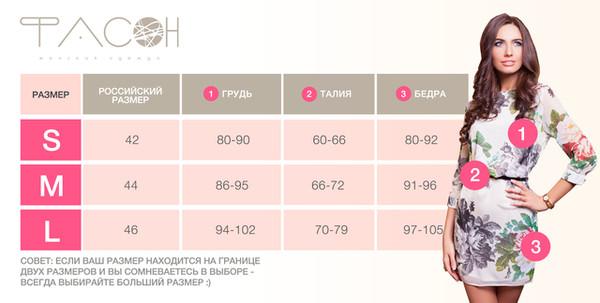 Размерная сетка женской одежды женские пальто больших размеров