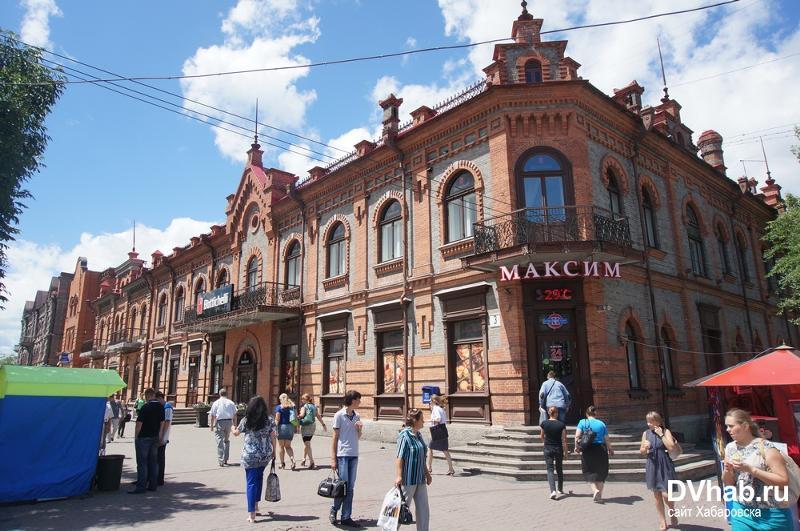 декор крыльца торговая улица хабаровск фото высшее