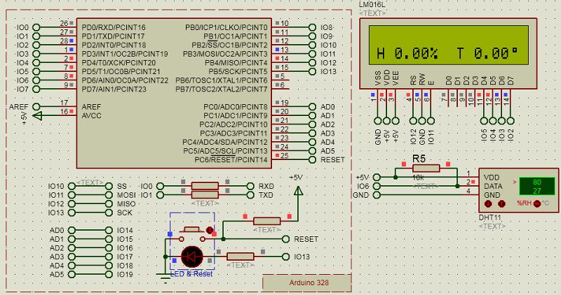 Plantilla para PCB de un Shield Arduino para ARES y