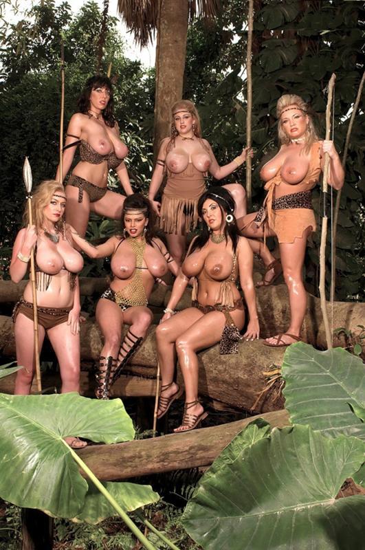 Онлайн смотреть амазонок остров порно