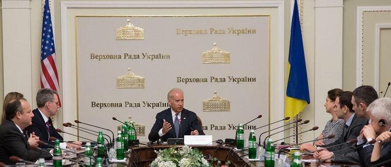 байден на украине