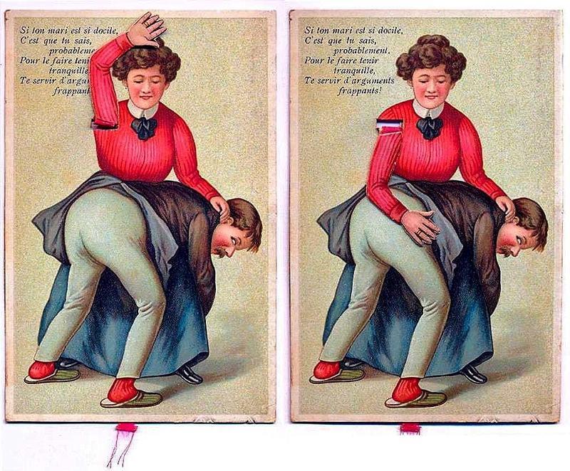 Смешные картинки как наказать мужчину