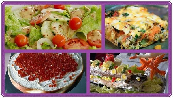 Лучшие салаты мира рецепты с фото