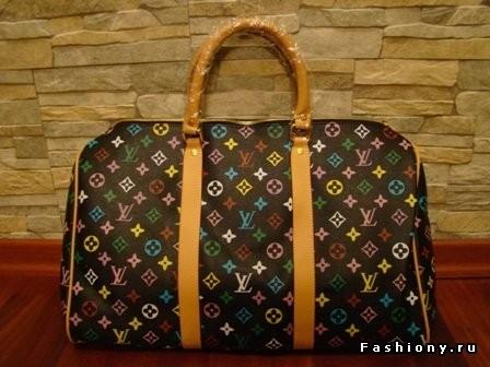 Как отличить подделку сумки Louis Vuitton от